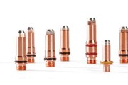 New Plasma Cutting Electrodes help owners of Hypertherm HySpeed systems double their current consumable life