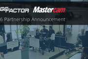 Mastercam & Edge Factor Announce  Strategic Partnership