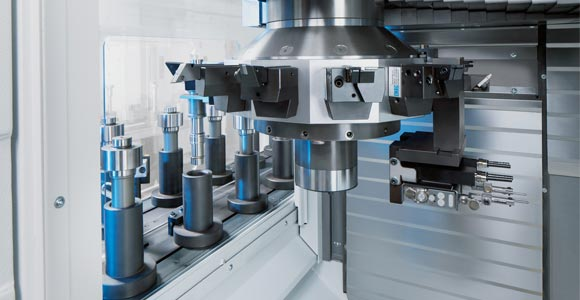 The all-rounder for highly flexible shaft machining