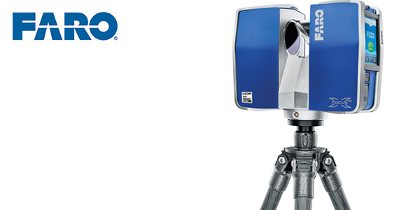 FARO Announces New HDR Laser Scanners & Instant Rendering Software for BIM-CIM and Public Safety Customers