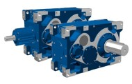 NORD Drivesystems extends the successful industrial gear unit with 190kNm out put torque
