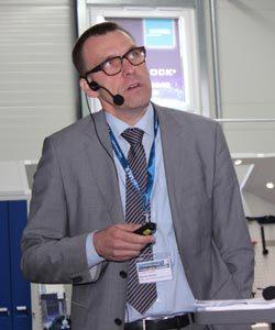 Werner Kirsten, Technology Developer at Heller