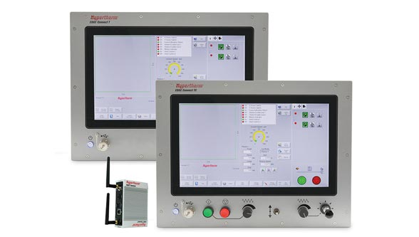 Hypertherm Launches  EDGE Connect CNC, a New Generation of Computer Numeric Controls