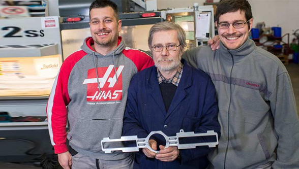 Trusted Family-Business Trusts in Haas