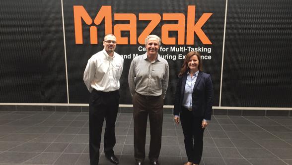 Mazak Certifies CNC Software, Inc. as Newest VIP Partner