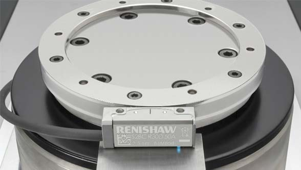 Renishaw debuts all-in-one optical  incremental encoder