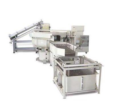 Gala Precision Deburring & Finishing Machine