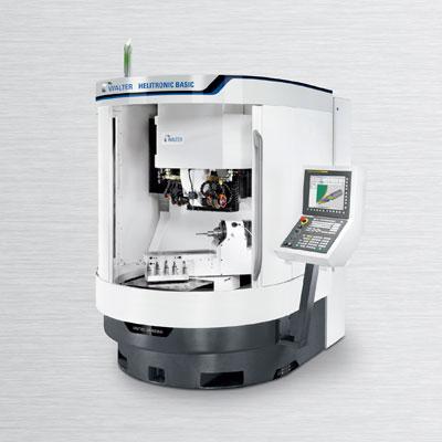 5 Axes CNC HELITRONIC BASIC, United Grinding Gmbh