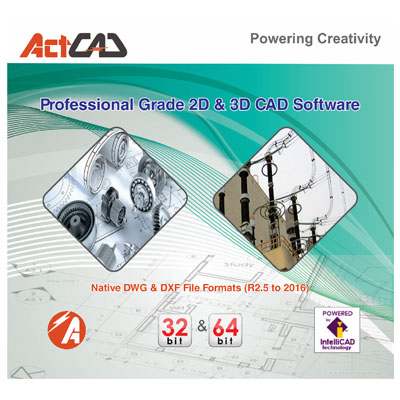 CAD Software, ActCAD Engineering Solutions