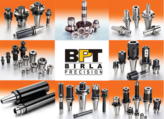 CNC Rotating Tools Holders ,  Birla Precision Technologies