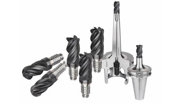 kennametal's High performance modular milling tools take a giant step forward with DUO-LOCK