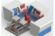 Robotic Automation for Material Handling Packaging, Effica Automation