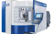 Horizontal 5 axis machining centers, Grob Machine Tools