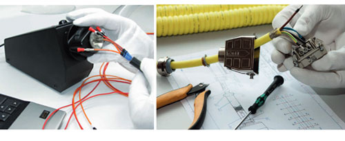 ӦLFLEX® CONNECT CABLES Application Lapp India