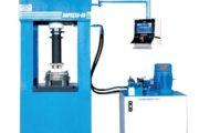 PLC Op Hydraulic Press, Dowel Engineering Works