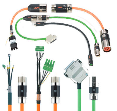 Lapp ӦLFLEX® Connect Servo