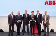 First ABB Research Award in Honor of Hubertus von Gruenberg given to Dr. Jef Beerten