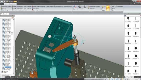 Renishaw launches FixtureBuilder 3D-modelling software