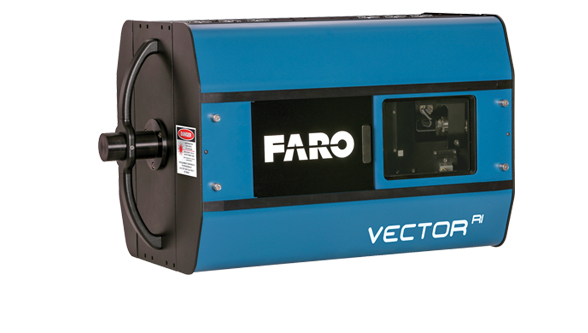 FARO introduces new class of LIDAR with HSI technology