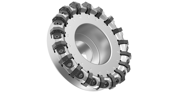 The Ironmaster - Kennametal's next generation face mill tackles the toughest cast iron applications with ease