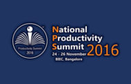 "IMTMA's National Productivity Summit 2016 Will Showcase ""Competitiveness in Manufacturing"""