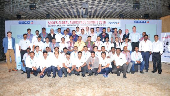 Seco's Global Aerospace Summit 2016