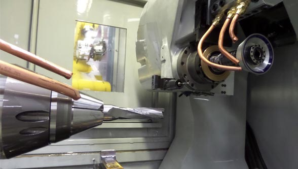 Achieving a mirror finish with CARB-I-TOOL