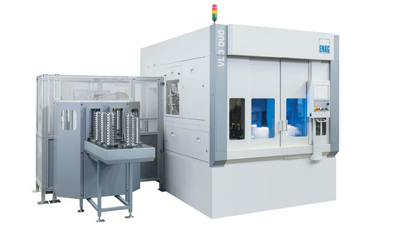 Vertical production machines, EMAG India