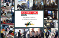 MACHINE TOOLS WORLD Magazine marks its successful presence in IMTEX 2017