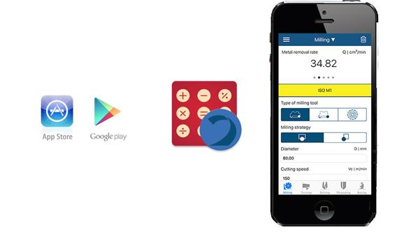 Dormer Pramet launches new machining data calculator app