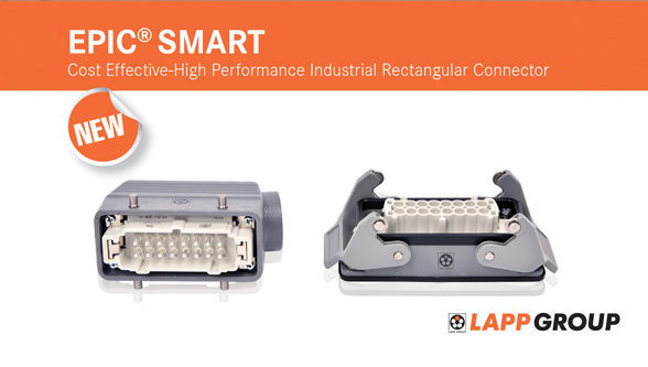 LAPP EPIC SMART Industrial Connectors