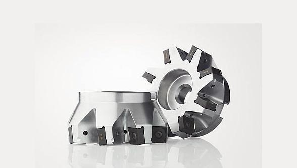 New Seco Face Milling Cutter Body Doubles Tool Life