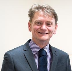 Stephen Anderson, Renishaw's Director