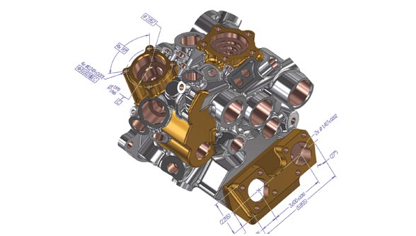 """Mastercam's """"CAD for CAM"""" Design Tools Provide Flexibility and Ease of Use"""