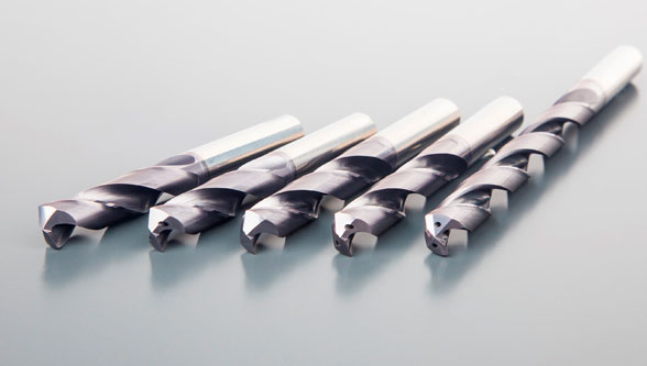 Solid carbide multi action drill