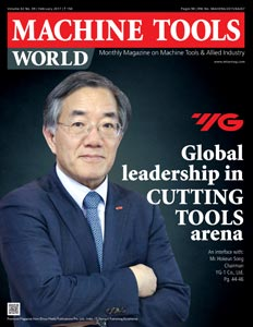 Machine Tools World February 2017