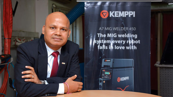 Kemppi sees great growth opportunities in India