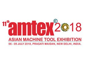 AMTEX 2018, Asia Machine Tools Exhibition