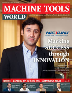 Machine Tools World, May 2017