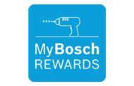 Bosch Introduces 'My Bosch Rewards Program' for Dealers and Customers
