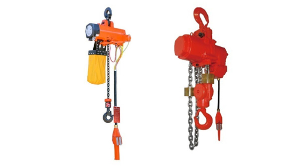 Arhan air hoist