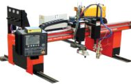 The Large Gantry Type CNC Cutting Machine, ADOR Welding
