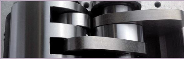 Parallel Shaft Indexer