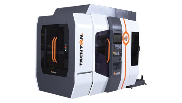 Tachyon Series: High speed drill-tap center, Jyoti CNC Automation