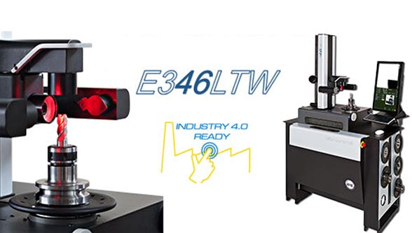 Vision system for tool measuring and cutting inspection