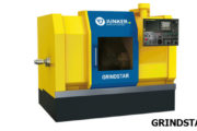 High-speed plunge-cut grinding, Erwin Junker
