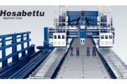 Double column machining center, Hosabettu Heavy Machinery LLP