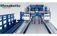 Hosabettu Double column machining center
