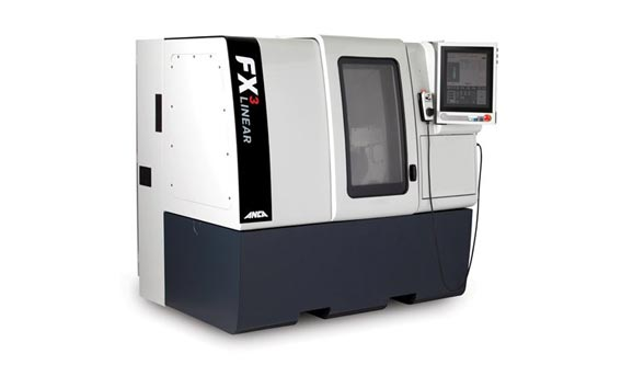 CNC tool grinding machine, ANCA Machine Tools | Indian