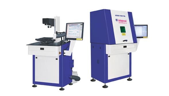 Sahajanand laser marking system